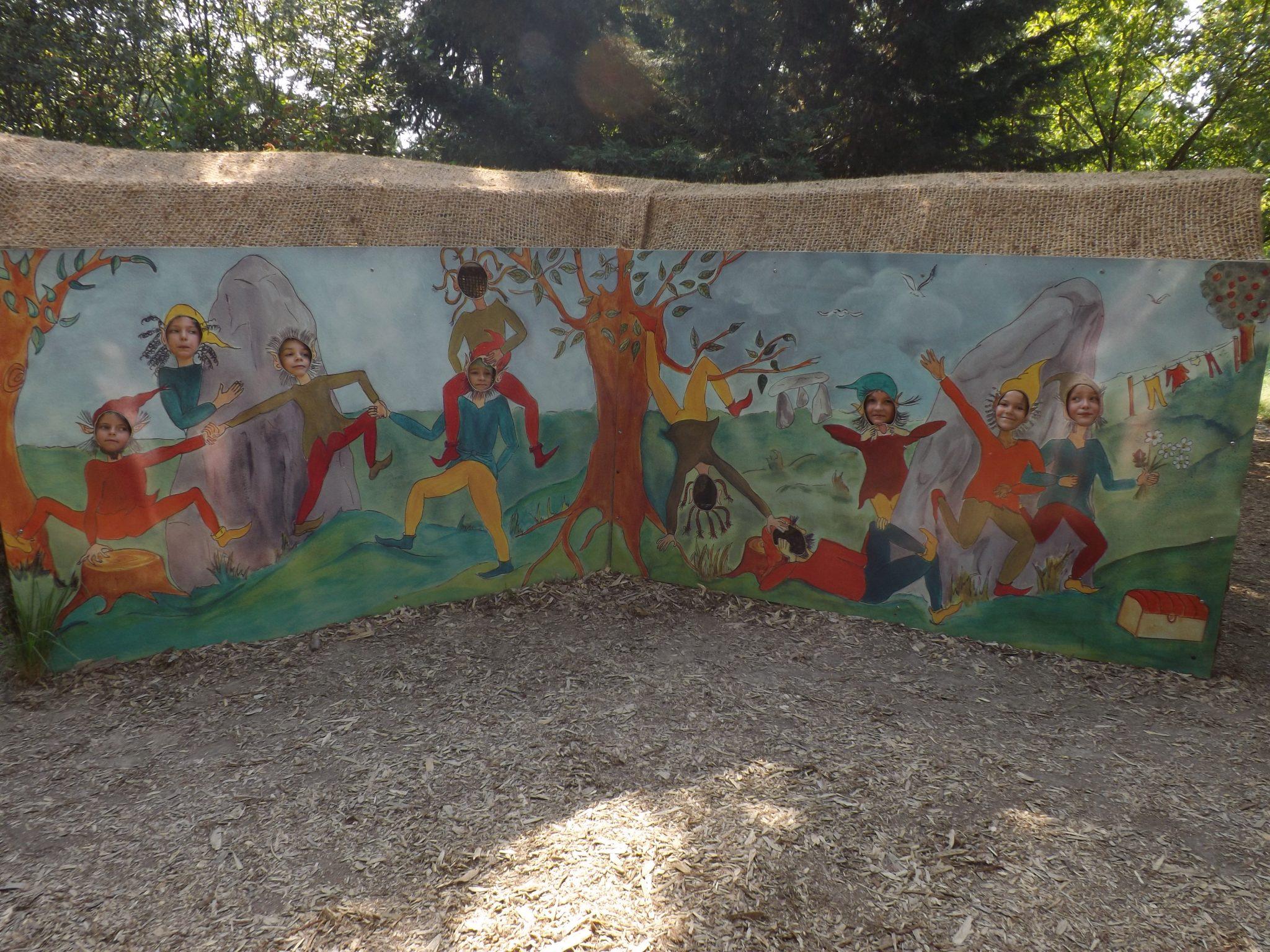Une journée aux jardins de Brocéliande